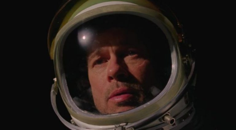 Ad Astra: Brad Pitt Goes to Space, The Movie Review