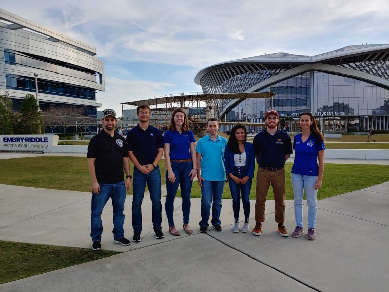 Embry-Riddle Campuses Unite To Compete In NASA RASC-AL Design Competition