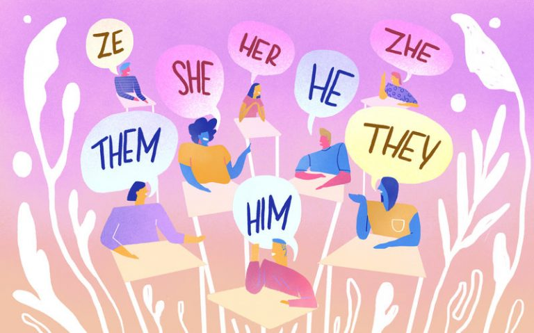 Editorial: Why Pronouns Matter