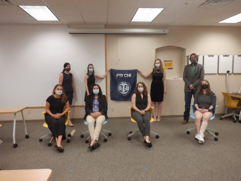 Congratulations Psi Chi Inductees