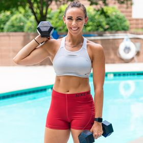 Quarantine Workout Review: Sydney Cummings' 30 Day At-Home Workout Challenge