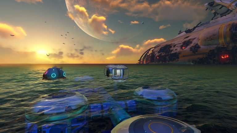 Video Game Review: Subnautica