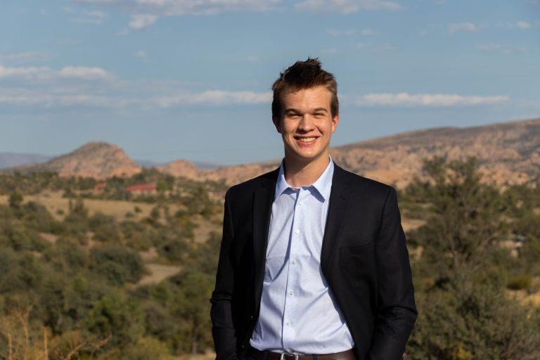 Freshman Profile: From Concrete Maze to Green Mountains