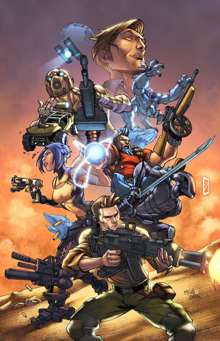 Video Game Review: Borderlands 2