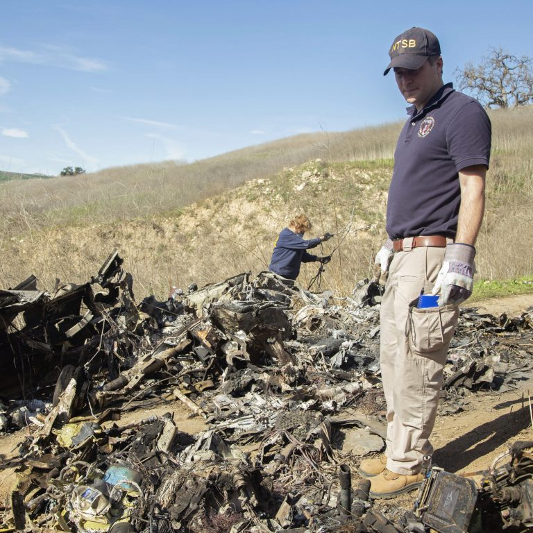 Aviation History: NTSB Reveals Cause of Fatal Kobe Bryant Helicopter Crash