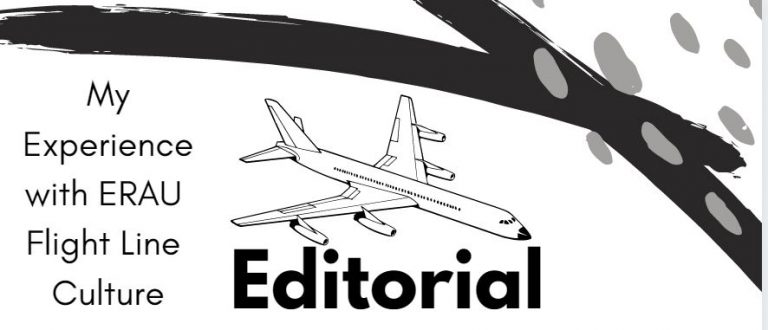 Editorial: Embry Riddle Flight Line Culture