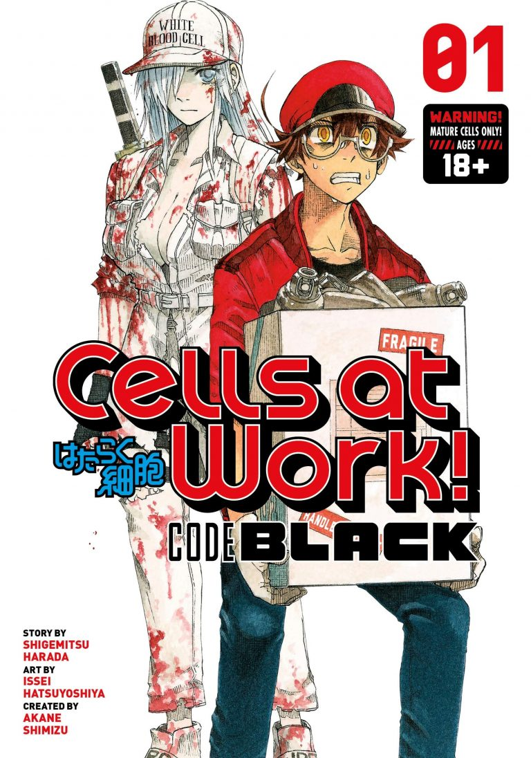 TV Review: Cells at Work: Code Black – Rating: 5/5