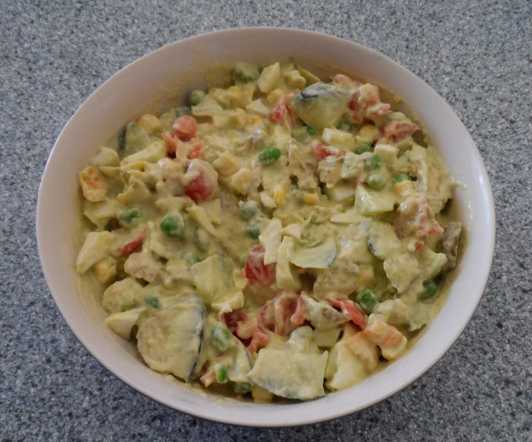 Recipe Review: Quick Fix Salads – Rating: 5/5