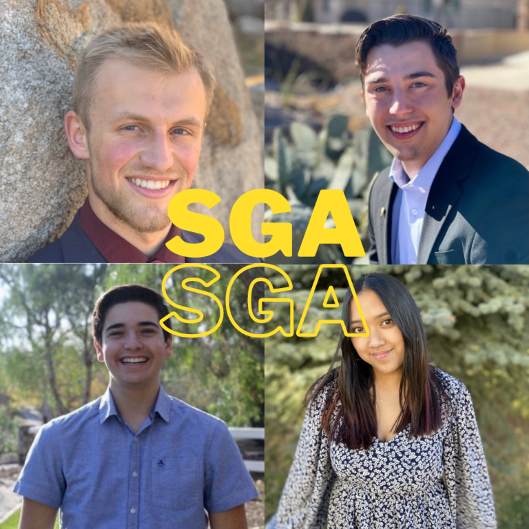 Meet Your New SGA! 2021-2022 Student Government Announced