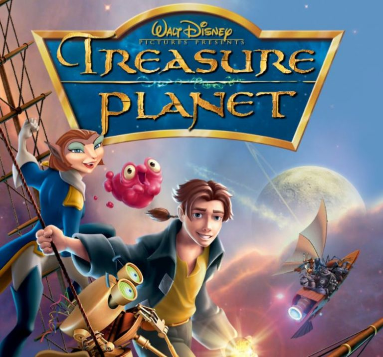 """Review: A Movie You May Not Have Seen, Disney's """"Treasure Planet"""""""