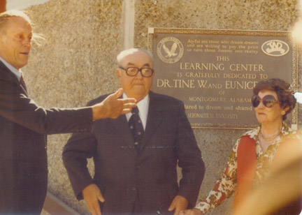 AE History: The Growth of Facilities