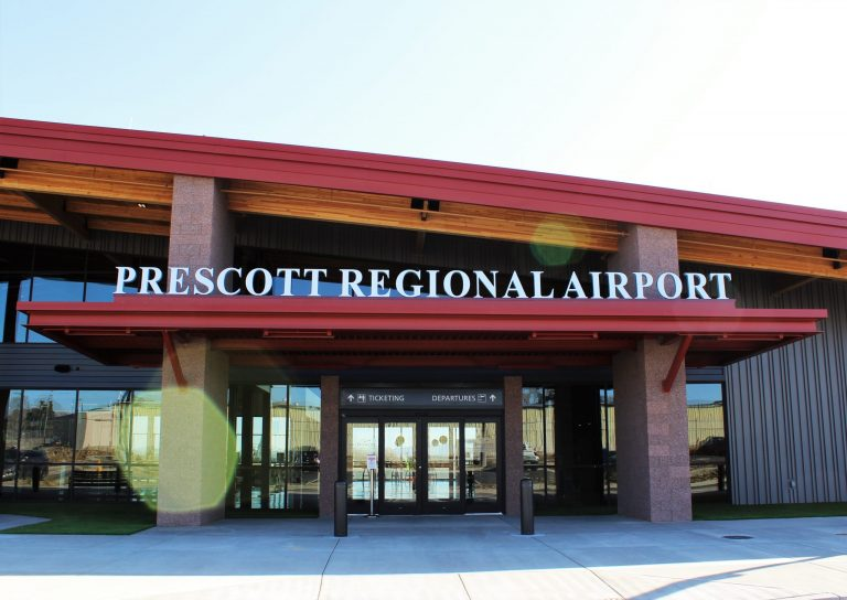 Aviation History: Prescott Regional Airport Introduces New Passenger Terminal